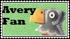 Avery Fan Stamp by tinystalker
