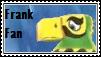 Frank Fan Stamp by tinystalker