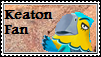Keaton Fan Stamp by tinystalker