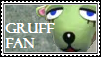 Gruff Fan Stamp by tinystalker