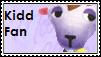 Kidd Fan Stamp by tinystalker