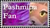 Pashmina Fan Stamp by tinystalker