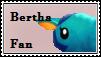 Bertha Fan Stamp by tinystalker