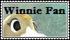 Winnie Fan Stamp by tinystalker