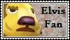 Elvis Fan Stamp by tinystalker
