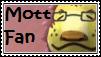 Mott Fan Stamp by tinystalker