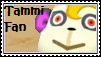 Tammi Fan Stamp by tinystalker