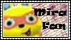 Mira Fan Stamp by tinystalker