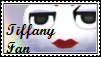Tiffany Fan Stamp by tinystalker