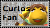 Curlos Fan Stamp by tinystalker
