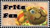 Frita Fan Stamp by tinystalker