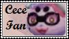 Cece Fan Stamp by tinystalker