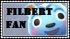 Filbert Fan Stamp by tinystalker
