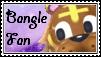 Bangle Fan Stamp by tinystalker