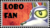 Lobo Fan Stamp by tinystalker