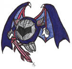 Inktober: Meta Knight