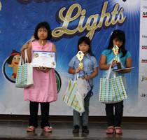 Kelas3 Juara Lomba Mewarnai di SD PSKD