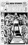 Marvel-DC Mashup: Avengers-JLA
