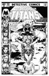 Marvel-DC Mashup: Teen Titans