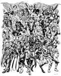 Multiverse II by dalgoda7