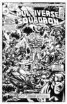Multiverse Squadron Cover