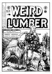 Weird Lumber by dalgoda7