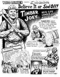 Weird Lumber Presents... by dalgoda7