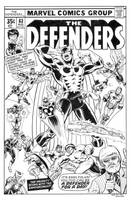 Defenders 62 Cover Recreation