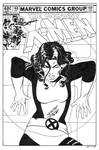 X-Men 168 Cover Recreation
