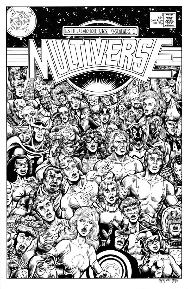 Multiverse - Millenium 1 Recreation by dalgoda7
