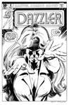 Dazzler 8 Cover Recreation