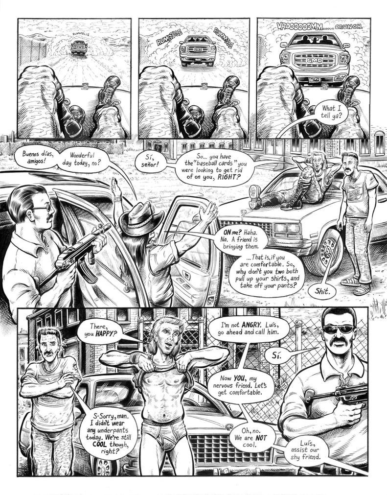 American Made page three by dalgoda7