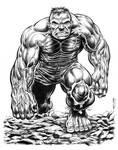 Incredible Hulk Inks