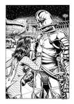 Dark Crusade - Sentinels book 8 illustration 1