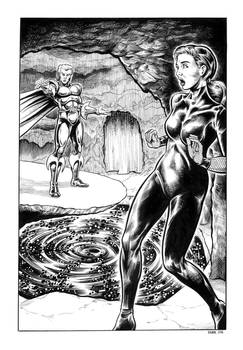 Dark Crusade - Sentinels book 8 illustration 5