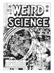 Weird Science #19 Cover Recreation