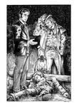 Comanche Blood Illustration #8