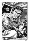 Comanche Blood Illustration #9