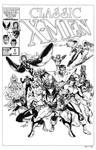 Classic X-Men #1 Cover Recreation