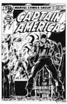 Captain America #231 Cover Recreation