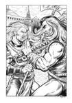 Vendetta - Sentinels Book 9 illo #4