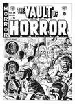 Vault of Horror #28 Cover Recreation