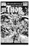 Thor Annual #14 Cover Recreation