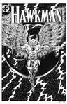 Hawkman Inks