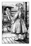 Silver Riders Illo #8 - Anne-Marie flashback