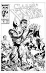 Classic X-Men #30 Cover Recreation