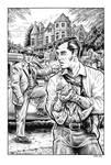 Purple Scar - The Black Fog illustration #2