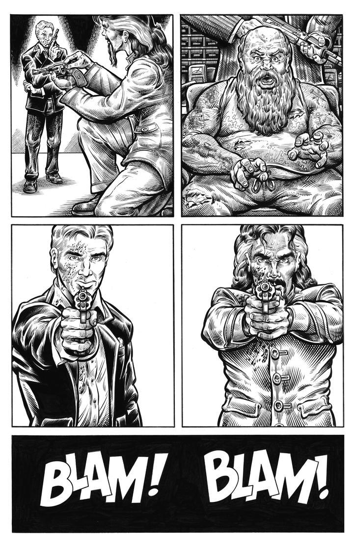 Mr. Kill: Russian Roulette, Page 9 by dalgoda7