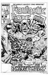 Fantastic Four #320 Cover Recreation