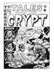 Tales from the Crypt #40 Cover Recreation